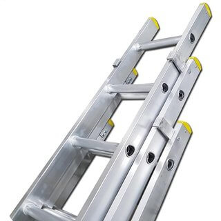 Triple Extension Ladder - Push-Up